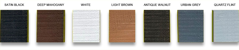 woodtech barn jacket paint colours
